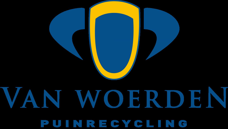 Logo Van Woerden Puinrecycling